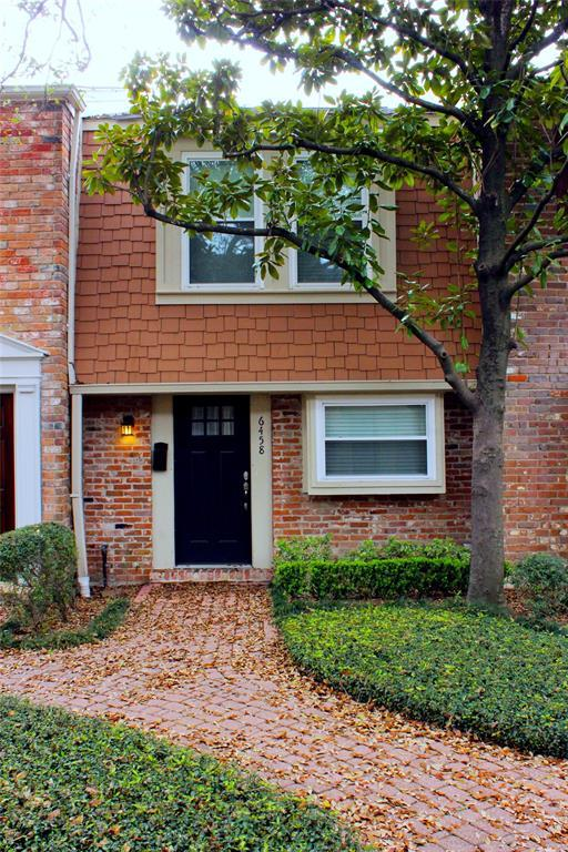 6458 Olympia Drive #77, Houston, TX 77057 (MLS #32505562) :: Magnolia Realty