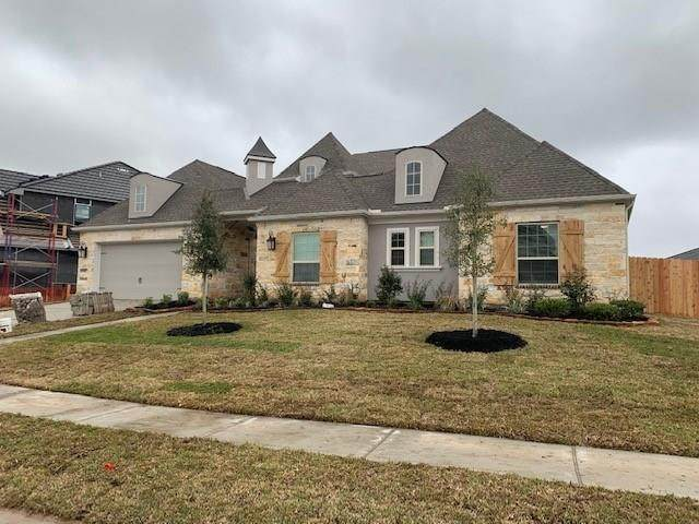 2580 Scenic Hills Drive, Friendswood, TX 77546 (MLS #34265071) :: The Bly Team
