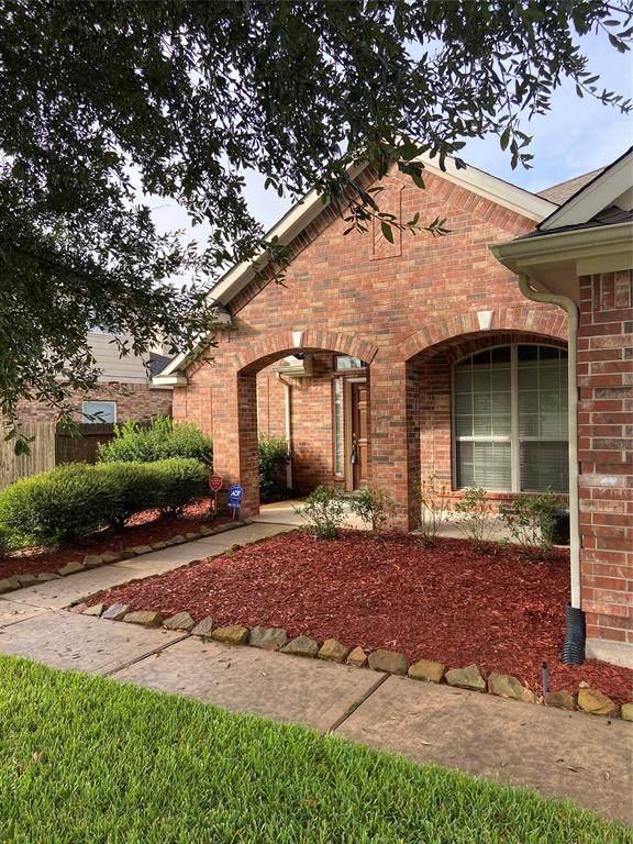 2806 Youpon Glen Way, Fresno, TX 77545 (MLS #36267509) :: Texas Home Shop Realty