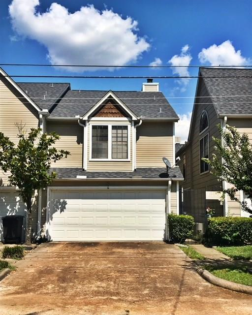 400 Oxford Street #6, Houston, TX 77007 (MLS #39028182) :: NewHomePrograms.com LLC