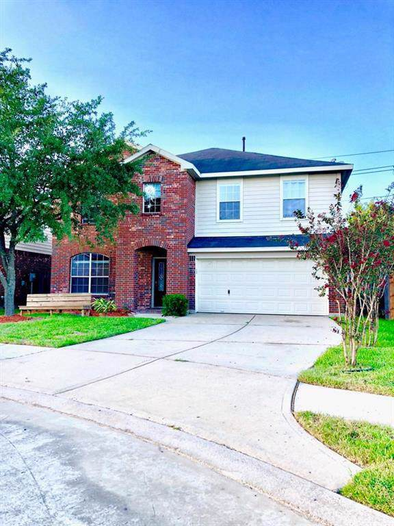 20106 Sunflower Chase Drive, Katy, TX 77449 (MLS #39138761) :: Texas Home Shop Realty