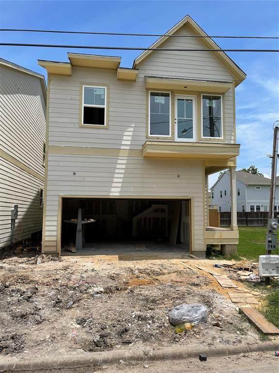 3400 Castor Street, Houston, TX 77022 (MLS #3944007) :: The Home Branch