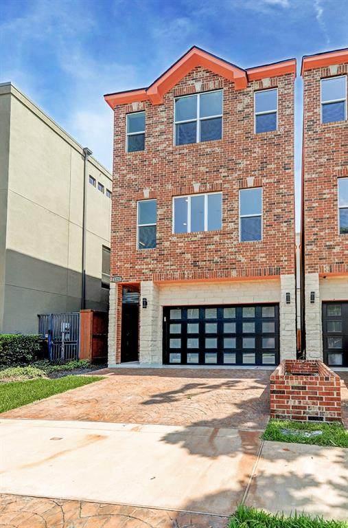 1221 W Clay Street, Houston, TX 77019 (MLS #40665627) :: Giorgi Real Estate Group