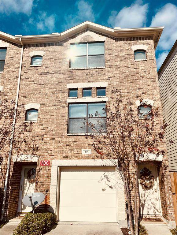 7650 Springhill Street #401, Houston, TX 77021 (MLS #40849233) :: The Home Branch