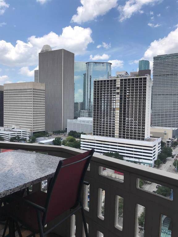 2016 Main Street #1715, Houston, TX 77002 (MLS #4118886) :: Christy Buck Team