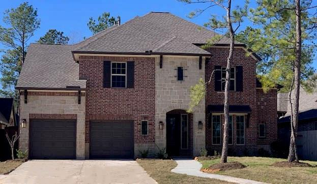 16707 Bark Cabin Drive, Humble, TX 77346 (MLS #42087865) :: Texas Home Shop Realty