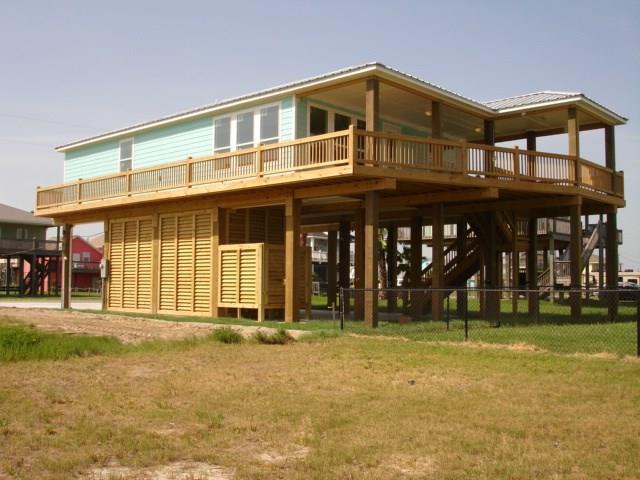 1964 Avenue I, Crystal Beach, TX 77650 (MLS #43031436) :: Giorgi Real Estate Group