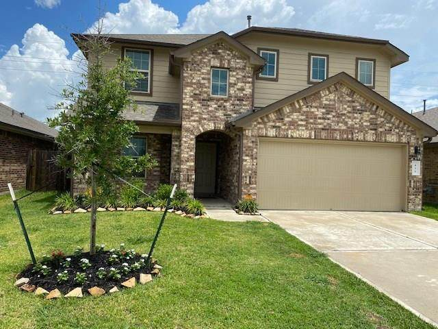 431 Ashley Falls Lane, Rosharon, TX 77583 (MLS #45690325) :: The Heyl Group at Keller Williams