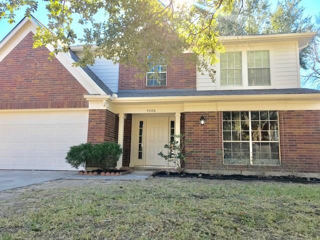7406 Echo Pines Drive, Humble, TX 77346 (MLS #46097964) :: Texas Home Shop Realty