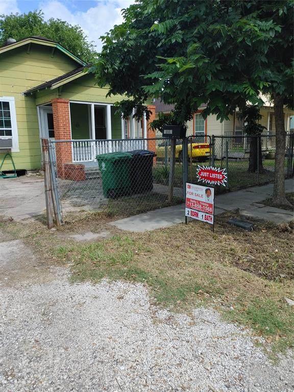 5117 Dunlop Street, Houston, TX 77009 (MLS #52017857) :: The Property Guys