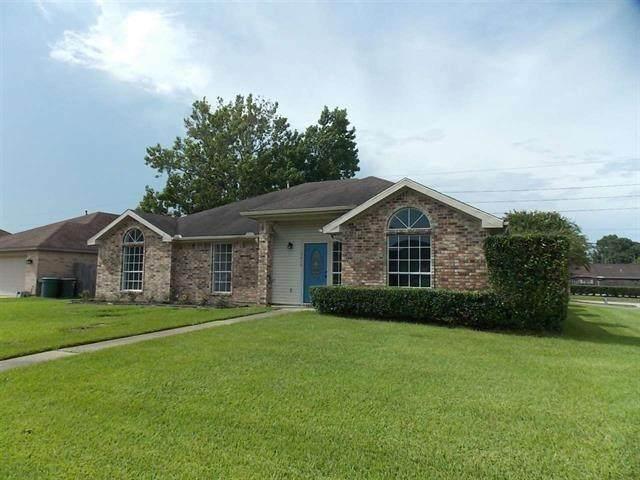 5410 Greenbriar Lane, Beaumont, TX 77706 (MLS #53901323) :: The Home Branch