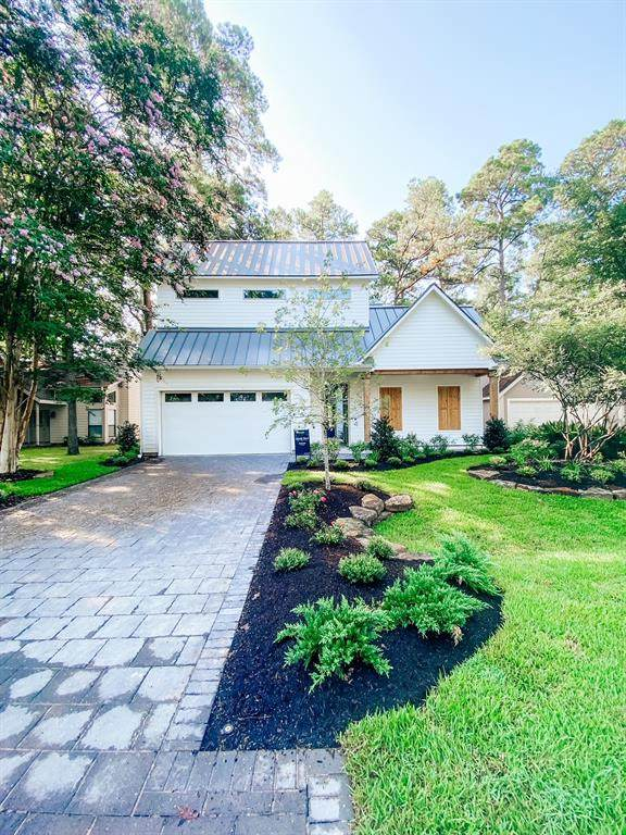 18 N Timber Top Drive, The Woodlands, TX 77380 (MLS #56215481) :: The Property Guys