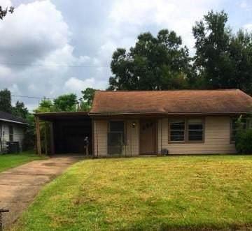 3527 Songwood Street, Houston, TX 77023 (MLS #56523749) :: The Wendy Sherman Team