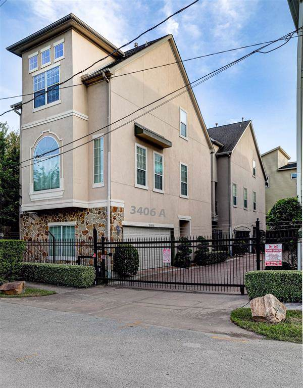 3406 Nance Street A, Houston, TX 77020 (MLS #56866589) :: Texas Home Shop Realty