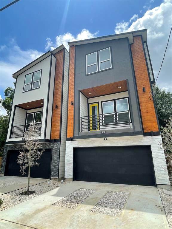 3645 Dreyfus Avenue B, Houston, TX 77021 (MLS #58522783) :: Caskey Realty