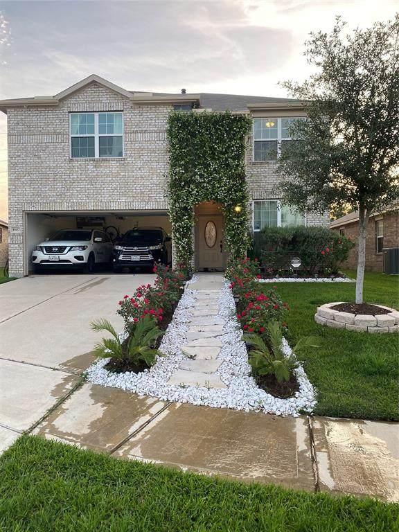 3507 El Sueno Street, Houston, TX 77084 (MLS #61026209) :: My BCS Home Real Estate Group