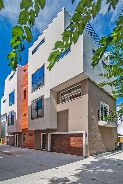 1215 Summer Street C, Houston, TX 77007 (MLS #63142762) :: Giorgi Real Estate Group