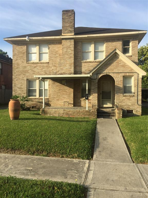 2622 Rosedale Street, Houston, TX 77004 (MLS #64286001) :: The Bly Team