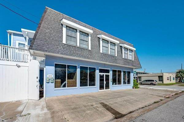 1101 21st And 2107 Ave K Street, Galveston, TX 77550 (MLS #65423907) :: Connell Team with Better Homes and Gardens, Gary Greene