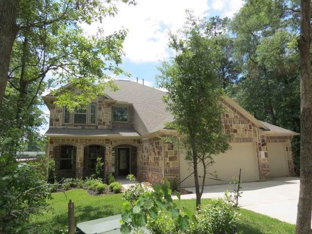 74 Summer Wind, Conroe, TX 77356 (MLS #66330168) :: Johnson Elite Group