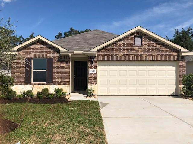 21242 Bush Brook Bend, Tomball, TX 77377 (MLS #66482373) :: Giorgi Real Estate Group