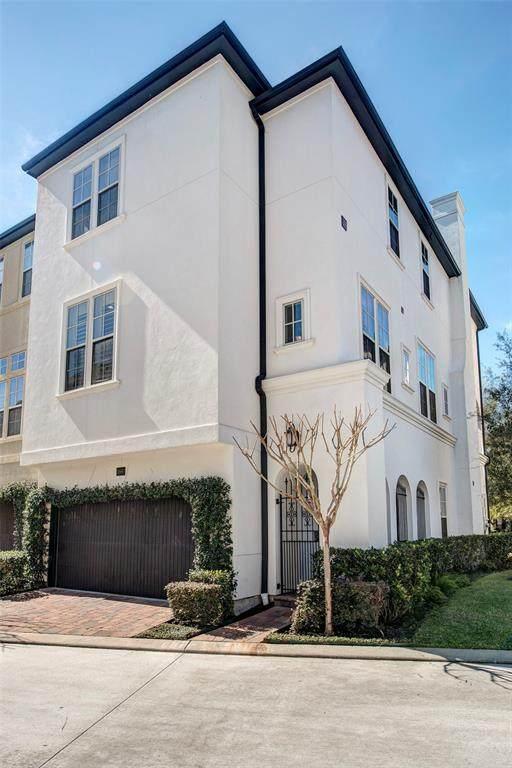 1647 Wrenwood Lakes, Houston, TX 77043 (MLS #68158298) :: Ellison Real Estate Team