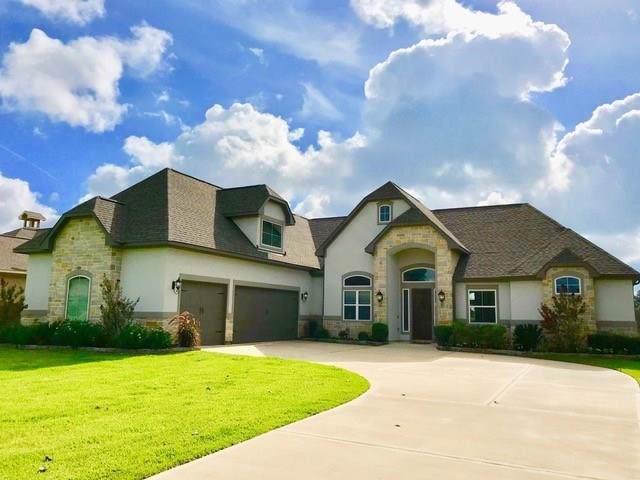 18806 Quiet Water Way, Montgomery, TX 77356 (MLS #69425988) :: The Home Branch