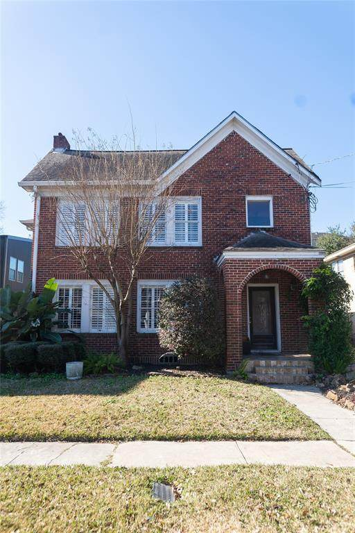 2116 Berry Street, Houston, TX 77004 (MLS #7031260) :: The SOLD by George Team