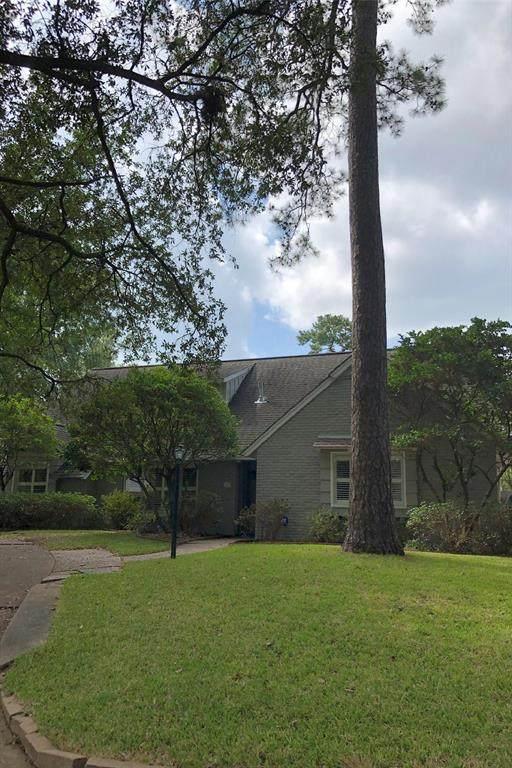 207 Lakemere Street, Houston, TX 77079 (MLS #70776700) :: The Freund Group