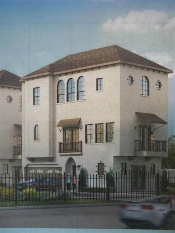 1218 W 25th, Houston, TX 77008 (MLS #71795707) :: Giorgi Real Estate Group
