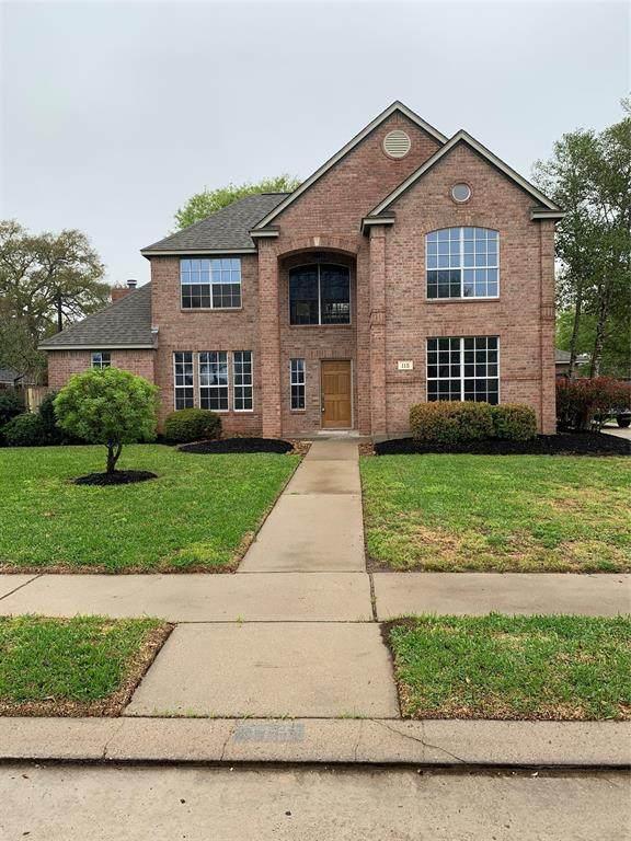 115 Portulaca Street, Lake Jackson, TX 77566 (MLS #72111155) :: Ellison Real Estate Team