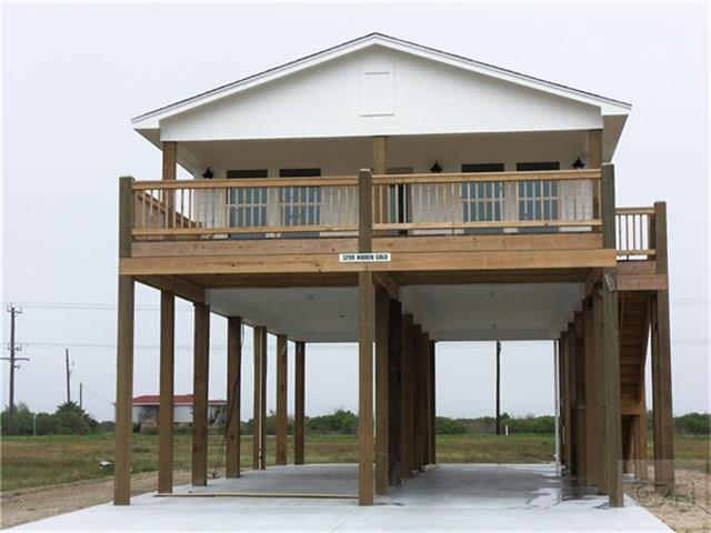 3275 Hidden Gold, Crystal Beach, TX 77650 (MLS #73548344) :: Texas Home Shop Realty