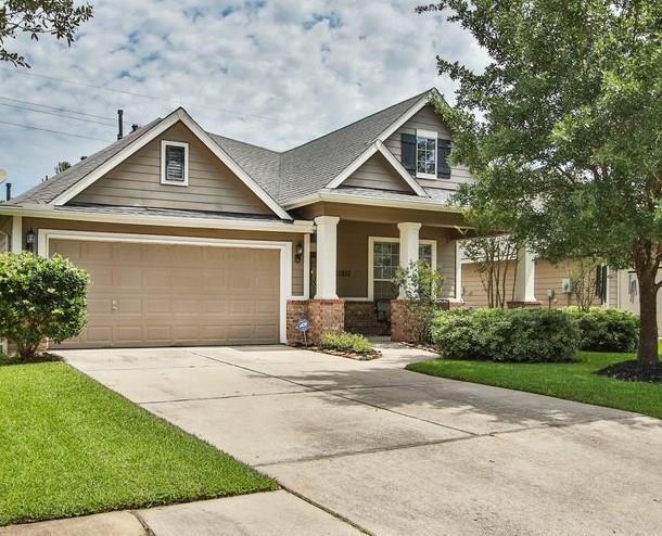 12810 Benton Park Lane, Tomball, TX 77377 (MLS #74221292) :: Giorgi Real Estate Group