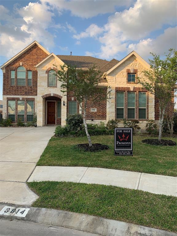 3814 Grand Promenade Lane, Stafford, TX 77477 (MLS #75486886) :: Texas Home Shop Realty