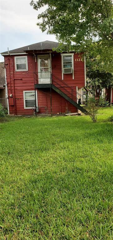 1122 Luzon Street, Houston, TX 77009 (MLS #7548830) :: The Property Guys