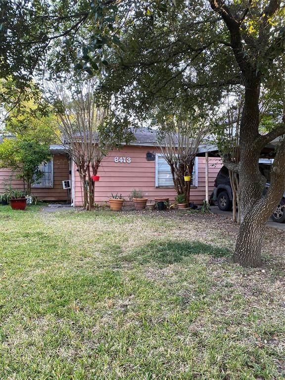 6413 Schiller Street, Houston, TX 77055 (MLS #76862513) :: The Freund Group