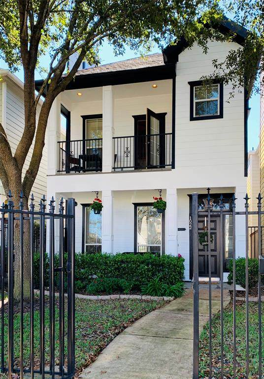 1022 E 27th Street, Houston, TX 77009 (MLS #79753249) :: The Heyl Group at Keller Williams
