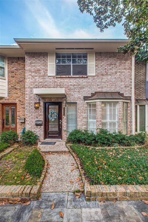 5530 Holly Street Street G, Houston, TX 77081 (MLS #80148501) :: Texas Home Shop Realty