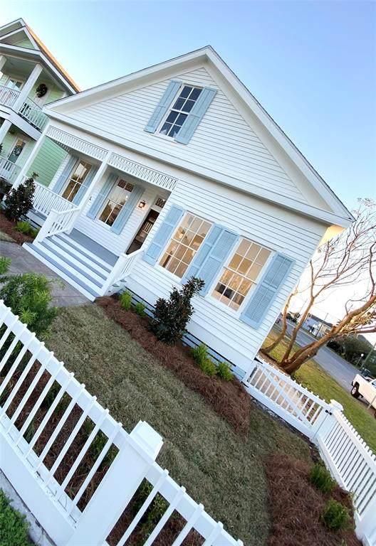 1127 Avenue M, Galveston, TX 77550 (MLS #83254916) :: Ellison Real Estate Team