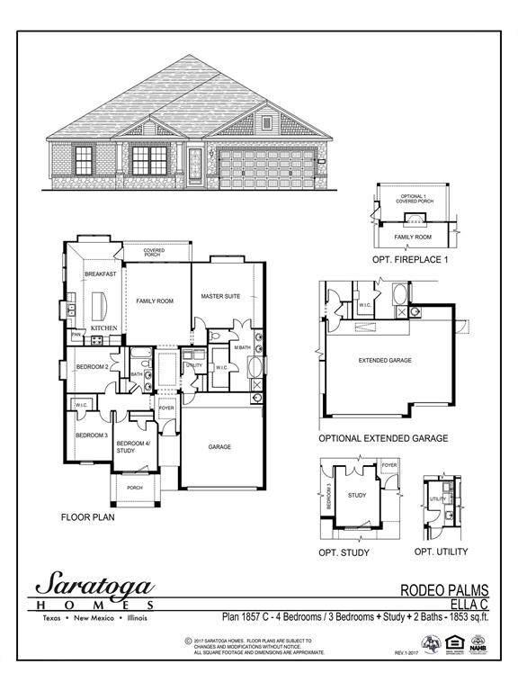 46 Royal Rose Drive, Manvel, TX 77578 (MLS #85074812) :: Texas Home Shop Realty