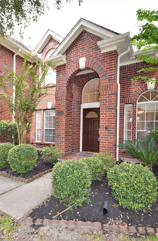 1543 Almond Brook Lane, Houston, TX 77062 (MLS #8539489) :: Texas Home Shop Realty