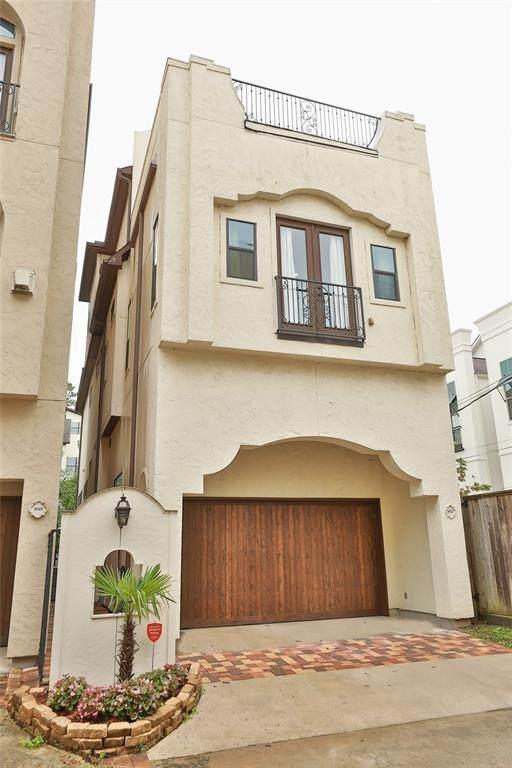 1822 W 25th Street, Houston, TX 77008 (MLS #86689950) :: The Home Branch