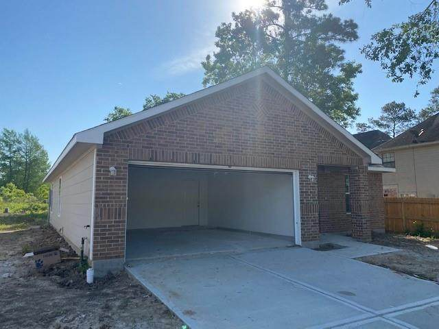 23332 Sandpiper Trail, Spring, TX 77373 (MLS #87160342) :: The Queen Team