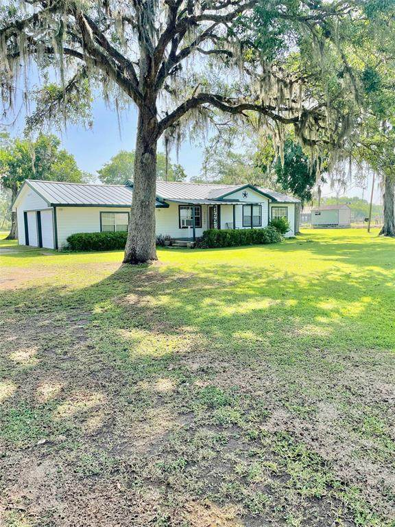 17727 County Road 489, Brazoria, TX 77422 (MLS #883787) :: My BCS Home Real Estate Group