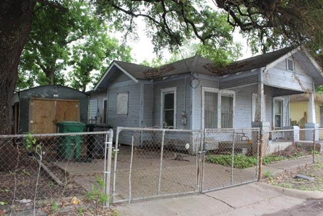 3105 Elysian Street, Houston, TX 77009 (MLS #8869395) :: The Wendy Sherman Team