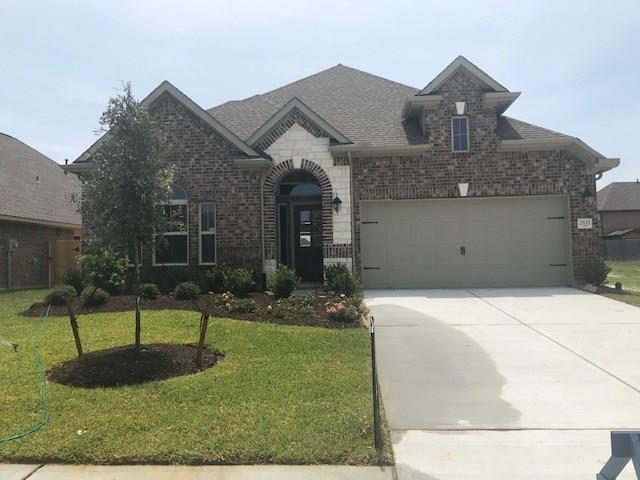 2611 Ivy Wood Lane, Conroe, TX 77385 (MLS #90681976) :: Fairwater Westmont Real Estate