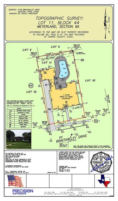 5138 Braesvalley Drive, Houston, TX 77096 (MLS #9119030) :: My BCS Home Real Estate Group