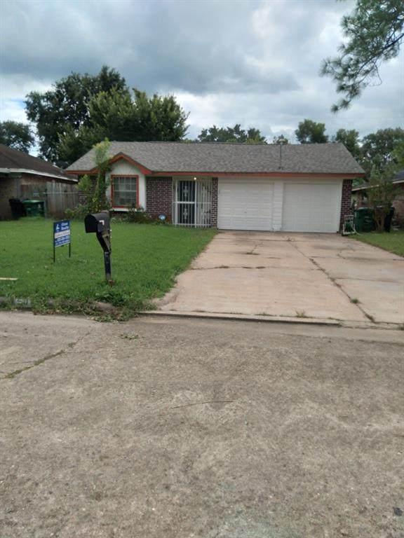 5015 Ingomar Way, Houston, TX 77053 (MLS #91462340) :: The Wendy Sherman Team