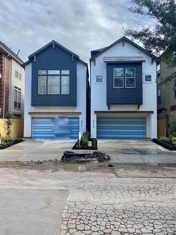 1011 Crocker Street, Houston, TX 77019 (MLS #9484633) :: Ellison Real Estate Team