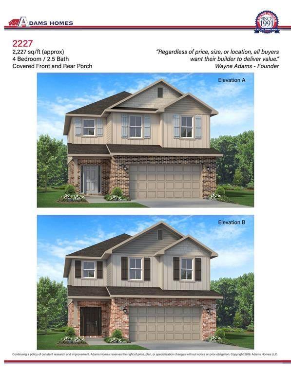 5319 Wyatt James Lane, Brookshire, TX 77423 (MLS #97624327) :: NewHomePrograms.com